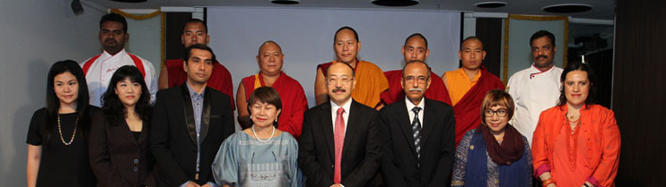 Curtain Raiser of the 'Festival of India' in Thailand