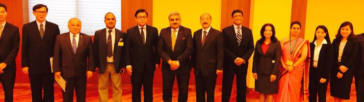 Foreign Office Consultations between India and Thailand held on September 08, 2014 in New Delhi.